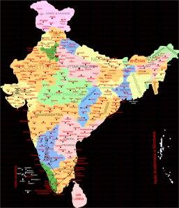 mappa-sud-india-soggiorno-mare