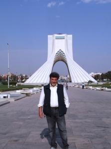 Cronofotografia del viaggio in Iran: 1- Teheran