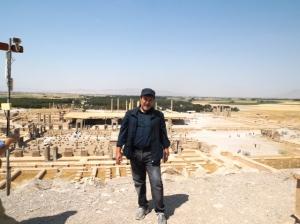 Cronofotografia del viaggio in Iran: 3- Persepoli