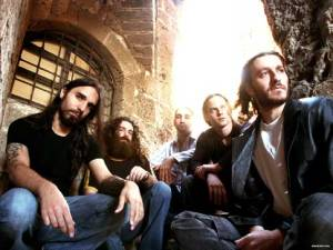 Il gruppo rock israeliano Orphaned Land