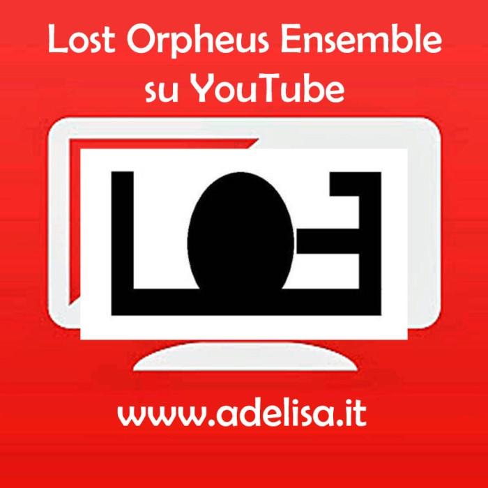 Logo LOE sue Youtube