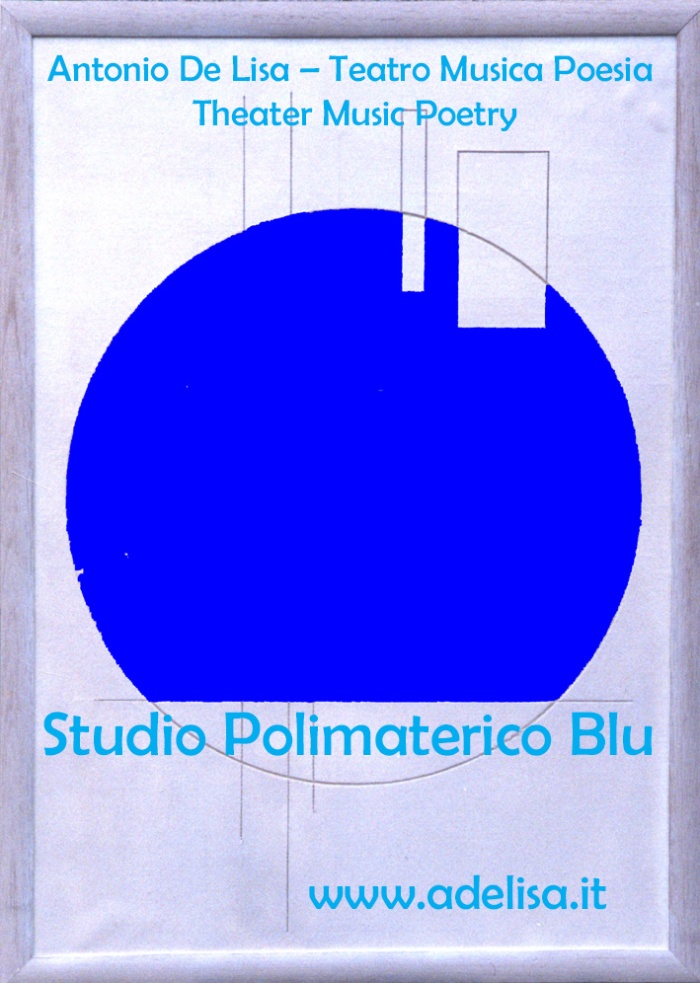 Logo Studio Polimaterico Blu