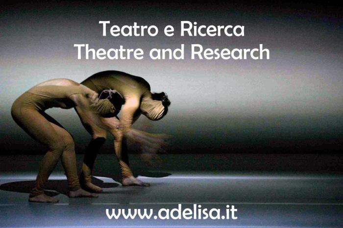 Logo Teatro e ricerca
