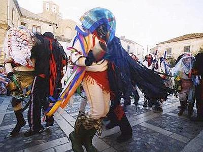Campanacci nel carnevale di San Mauro Forte