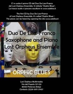 Locandina Orphic Blues copia