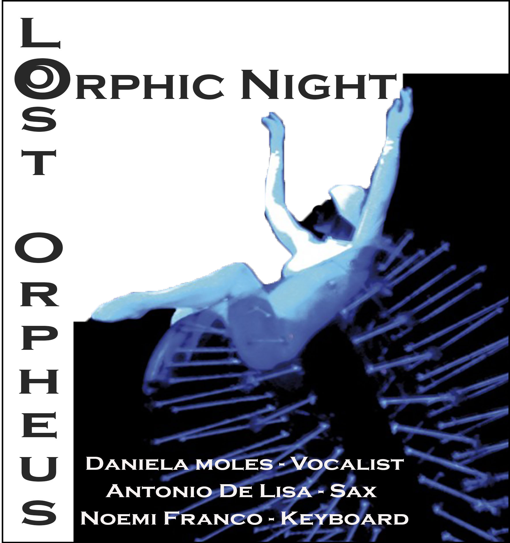 Logo Copertina Orphic Night