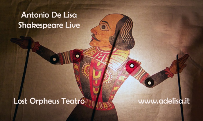 Logo Shakespeare Live