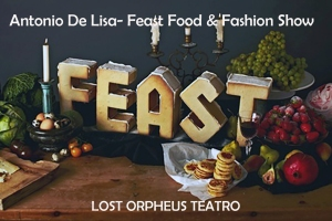 Logo Feast Food quattro