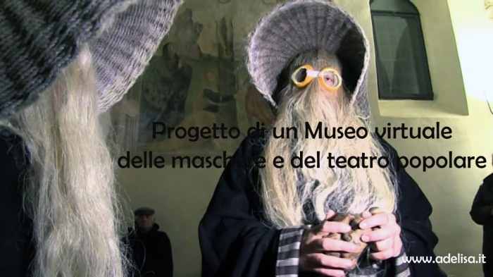 Logo Museo maschere