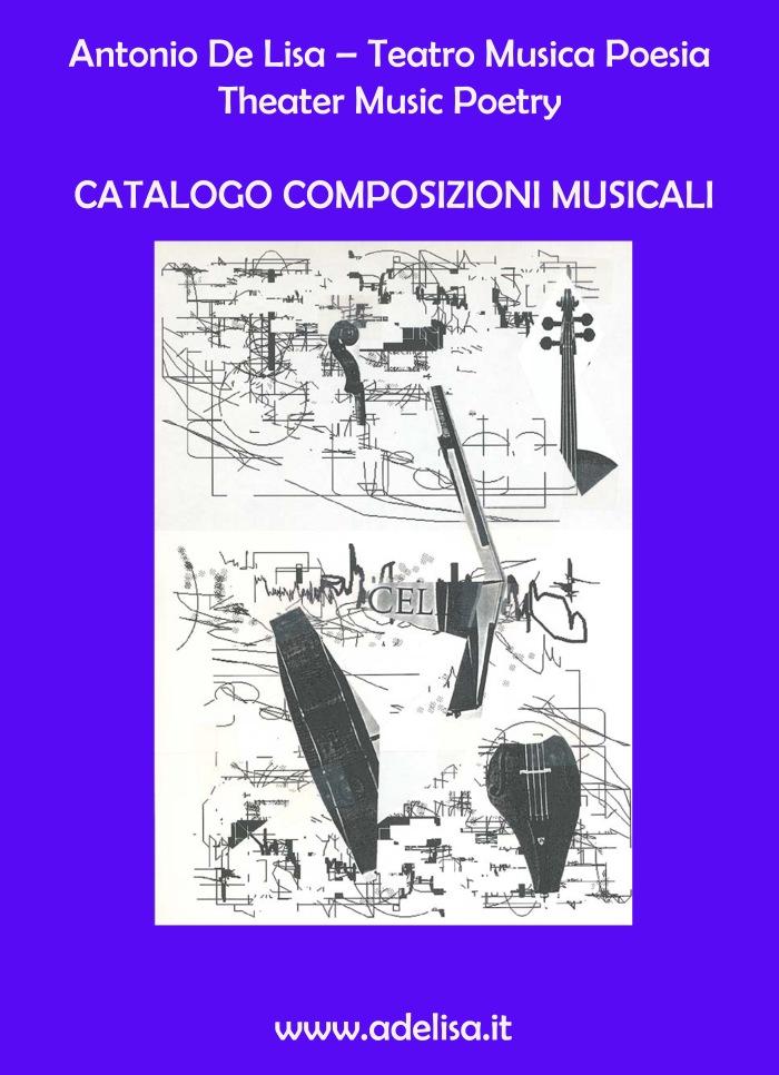 Logo Catalogo composizioni musicali