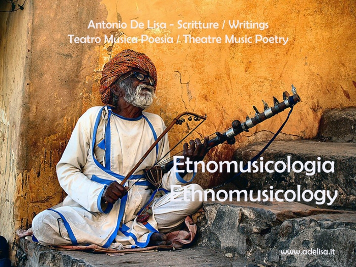 Logo Etnomusicologia