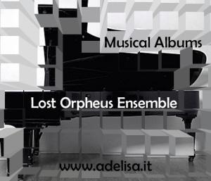 Logo Lost Orpheus Musical Albums