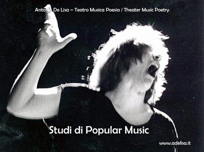 Logo Studi di Popular Music