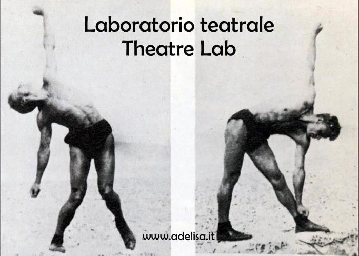 Logo Laboratorio teatrale