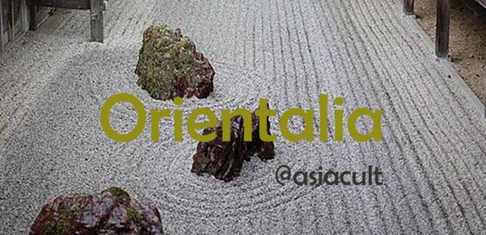 Logo Orientalia uno