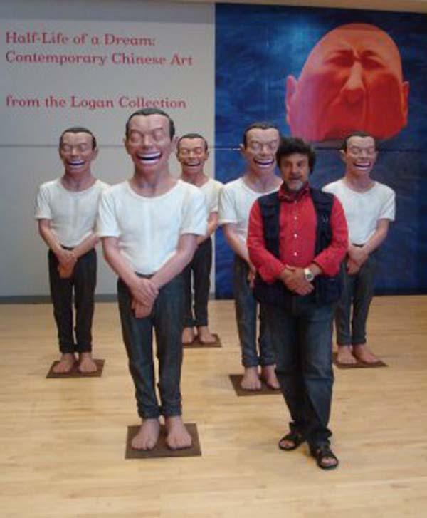 Statue che ridono 2