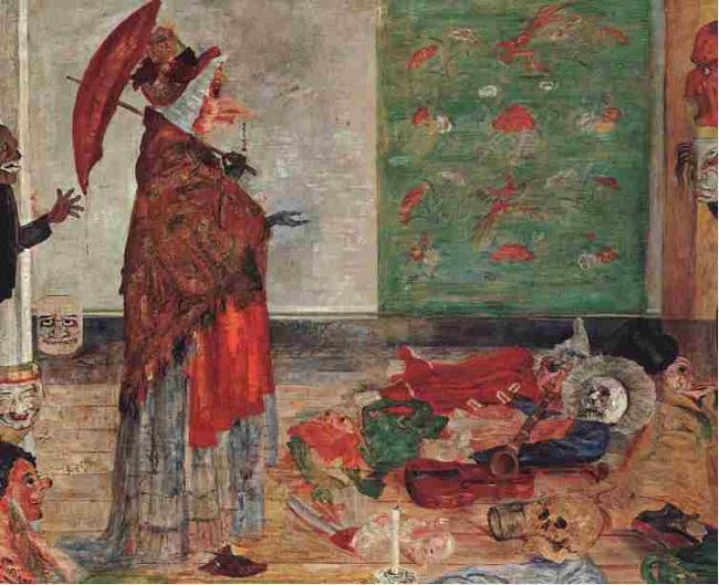 Ensor-lo-stuporedella-maschera-1889