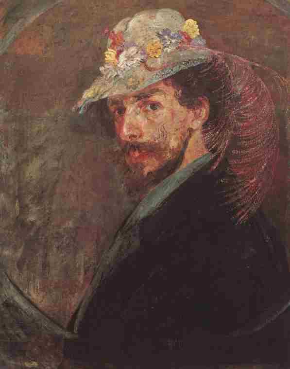 James-Ensor-col-cappello-fiorito-1883-88