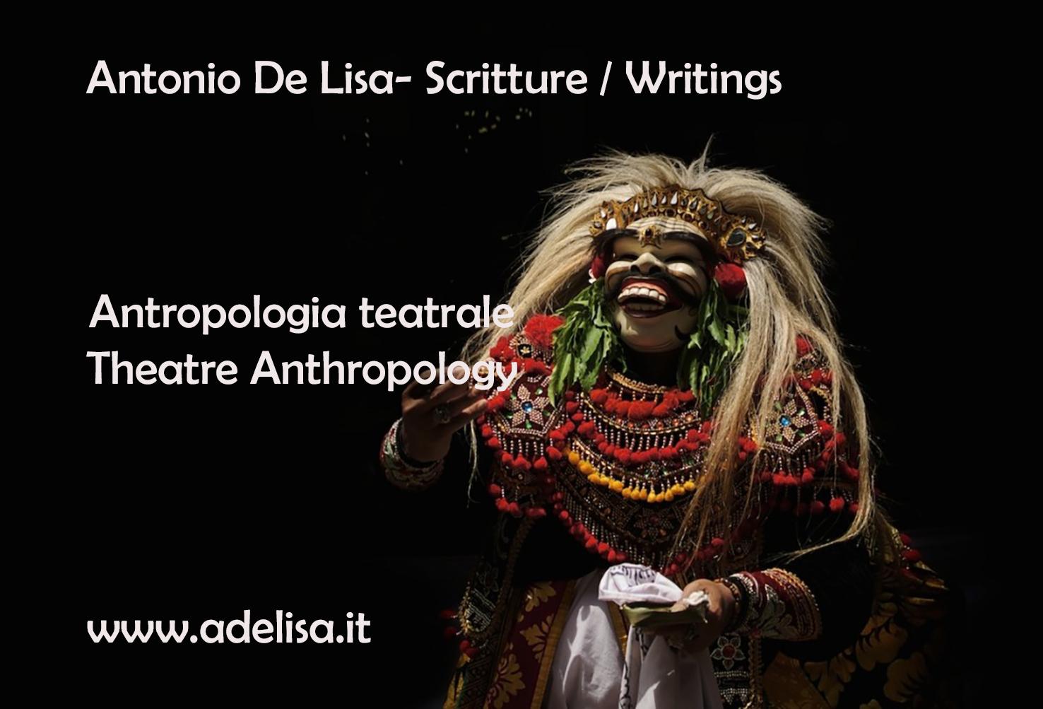 Logo Antropologia teatrale
