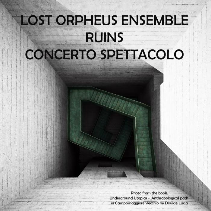 Logo Ruins- Concerto spettacolo