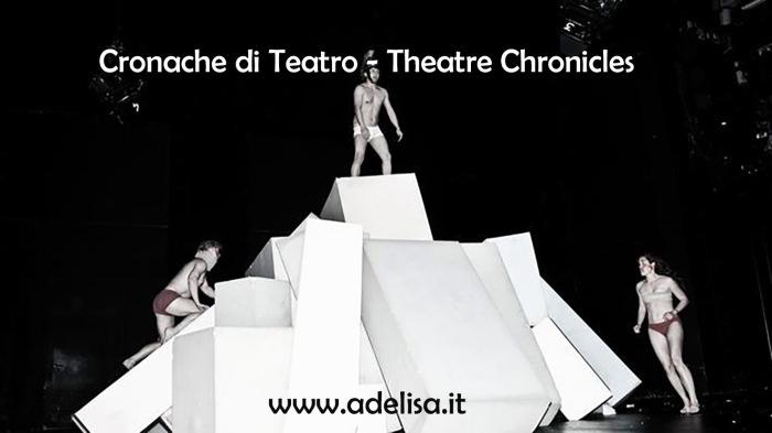 Logo Cronache di Teatro - Uno