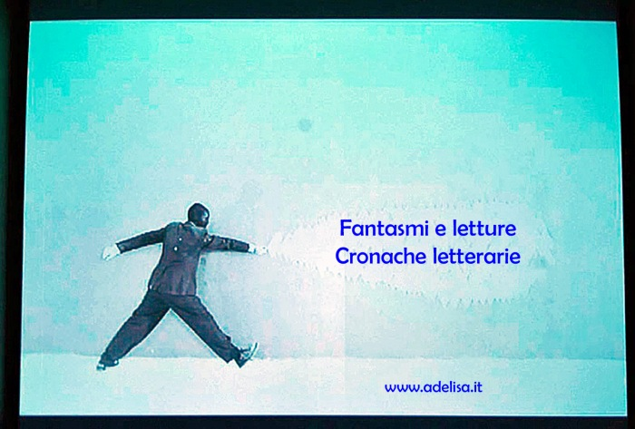 Logo Fantasmi e Letture- Facebook