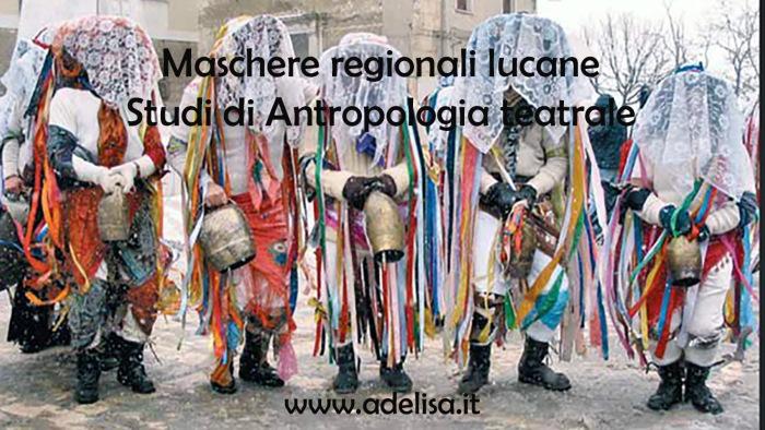 Logo Maschere regionali lucane