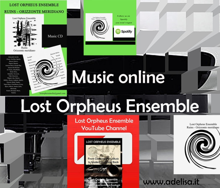 Logo Lost Orpheus is online