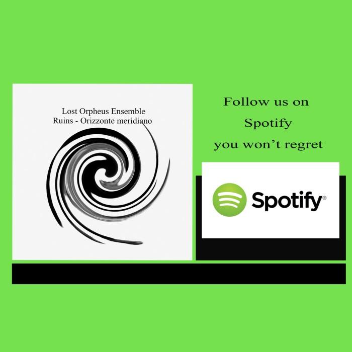 Logo Pubblicità su Spotify