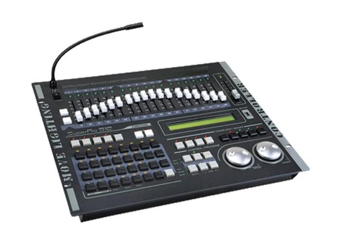 Super Pro DMX512