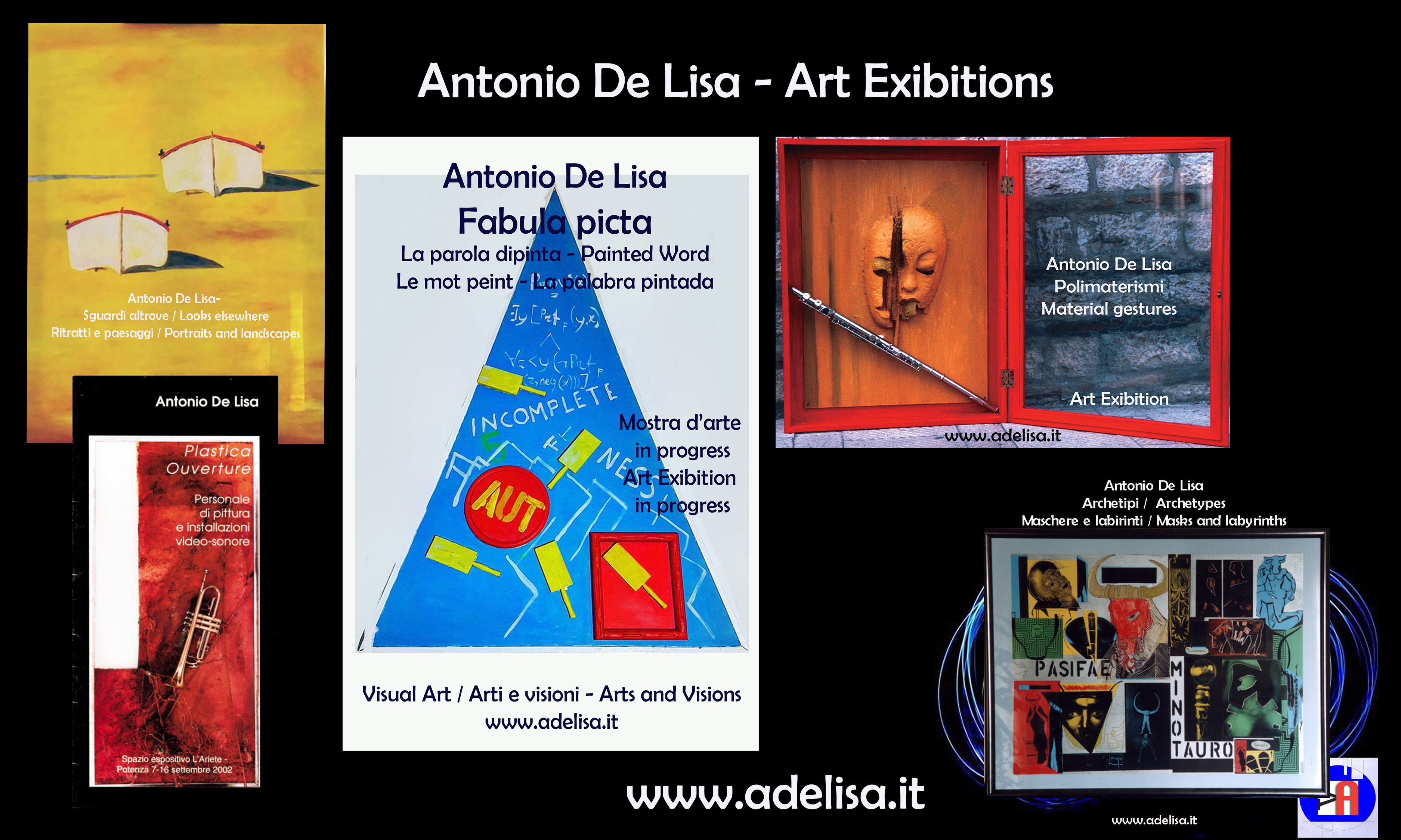 Logo Art Exibitions