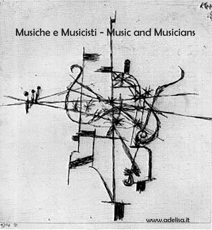 Logo Musiche e musicisti