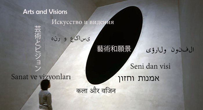 Logo nelle lingue orientali
