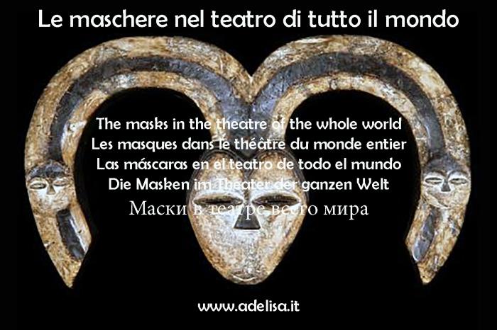 Logo Maschere del mondo