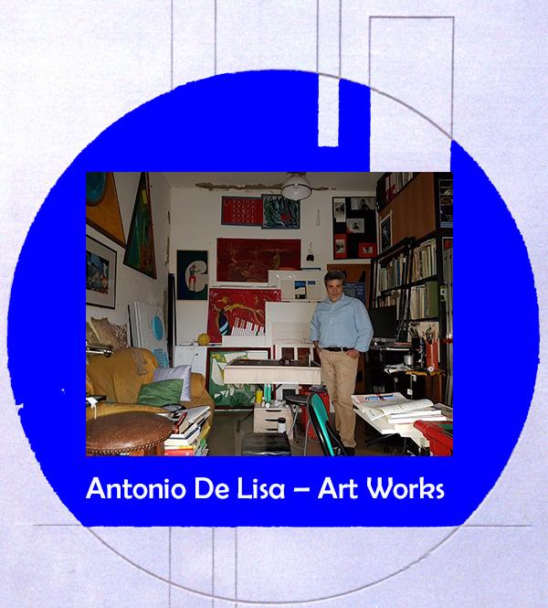 Logo De Lisa Art works